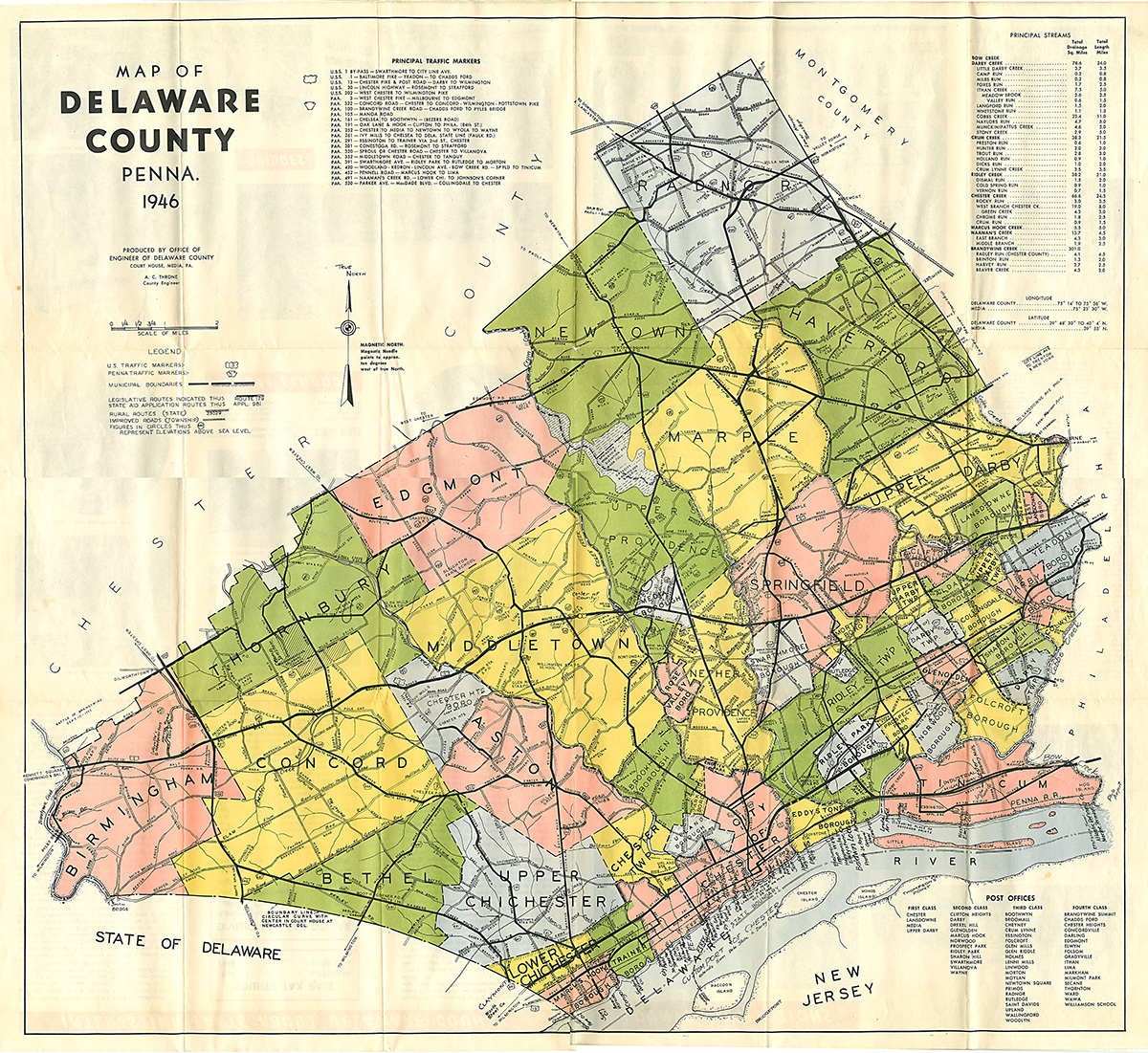 Welcome To Delaware County PA History